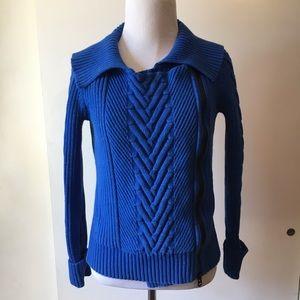 A/X Armani Exchange royal blue sweater size:M